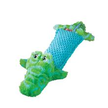 Kong Pillow Creatures Dog Toy - Alligator