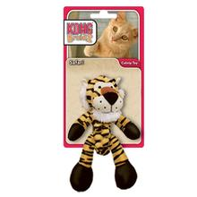 Kong Safari BraidZ Cat Toy - Tiger