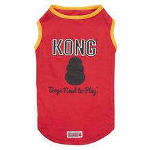 Kong SPF40 Dog Tank - Red