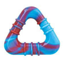 KONG Swirl Triangle Dog Toy