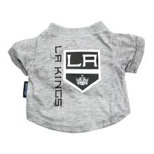 L.A. Kings Dog T-Shirt - Gray