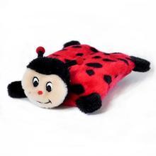 Ladybug Squeakie Pad Dog Toy