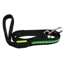 LED Christmas Dog Leash - Santa