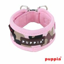 Legend Dog Neckguard by Puppia - Pink Camo