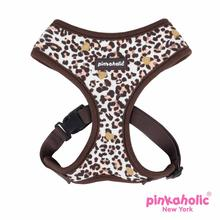 Leo Adjustable Dog Harness by Pinkaholic - Brown
