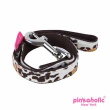 Leo Dog Leash by Pinkaholic - Brown
