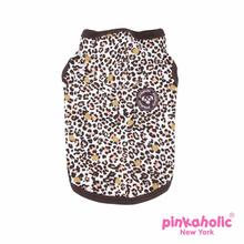 Leo Pug Dog Hoodie by Pinkaholic - Brown