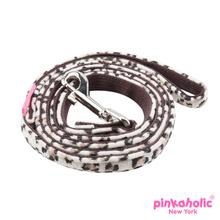 Leo Pug Dog Leash by Pinkaholic - Brown