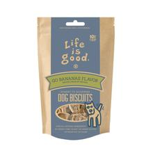 Life is Good Dog Biscuits - Go Bananas