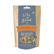 Life is Good Dog Biscuits - Slobber & Spice