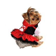 Little Red Riding Hood Halloween Dog Dress