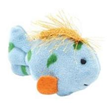 Look Who's Talking Cat Toy - Fish
