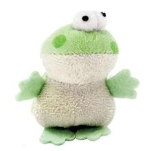 Look Who's Talking Cat Toy - Frog