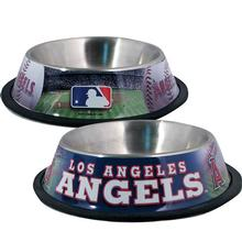 Los Angeles Angels Dog Bowl