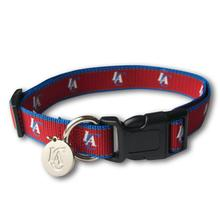 Los Angeles Clippers Reflective Dog Collar