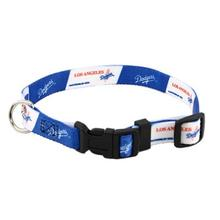 Los Angeles Dodgers Baseball Printed Dog Collar