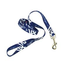 Los Angeles Dodgers Baseball Printed Dog Leash