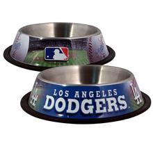 Los Angeles Dodgers Dog Bowl
