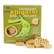 Louisiana Alligator Biscuit Dog Treat