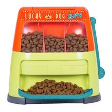 Lucky Dog Slots Treat Dispensing Dog Toy