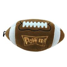 Lulubelles Power Plush Dog Toy - Pigskin