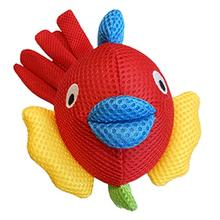 Lulubelles Rosie Red Fish Dog Toy