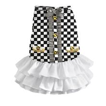 Luxe Coco Ruffle Dog Dress by Dogs of Glamour