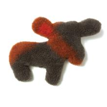 Madison Moose Dog Toy by West Paw - Plaid