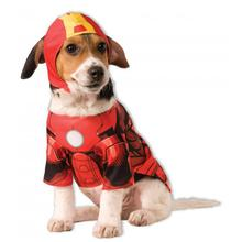 Marvel Iron Man Dog Costume