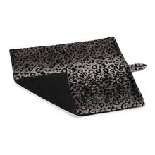 Meow Town Thermal Cat Mat - Gray Leopard
