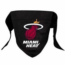 Miami Heat Mesh Dog Bandana