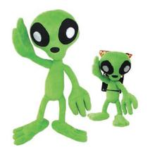 Mighty Alien Albert Dog Toy - Green