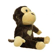 Mighty Safari Dog Toy - Morty the Brown Monkey