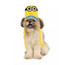 Minion Knit Dog Hat Costume - Bob