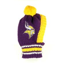 Minnesota Vikings Knit Dog Hat