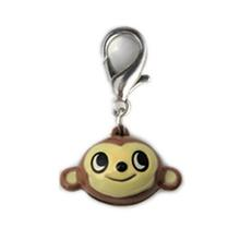 Monkey Business Dog Collar Charm