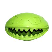 Monster Mouth Dog Toy - Green