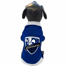 Montreal Impact Athletic Mesh Dog Jersey