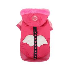 Morning Star Dog Coat by Pinkaholic - Pink