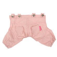 Motley Dog Pants by Pinkaholic - Pink