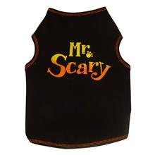 Mr. Scary Dog Tank - Black