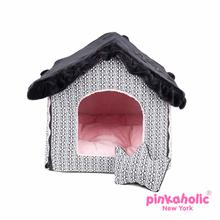 Muffy Dog House by Pinkaholic - Black