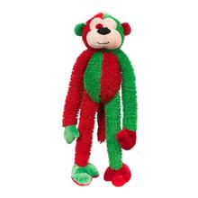 Multi-Crew Christmas Monkey Dog Toy