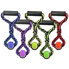 MultiPet Nuts for Knots Rope Tug Ball Dog Toy