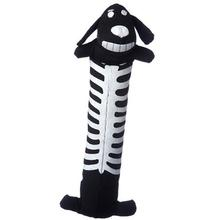 Multipet's Skeleton Loofa Dog Toy
