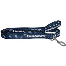 New York Yankees Baseball Dog Leash