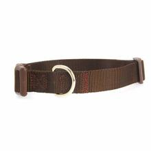 Nylon Dog Collar by Zack & Zoey - Chocolate