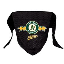 Oakland Athletics Mesh Dog Bandana