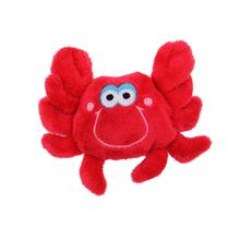 Ocean Friends Dog Toy by FouFou Dog - Crab
