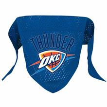 Oklahoma City Thunder Mesh Dog Bandana